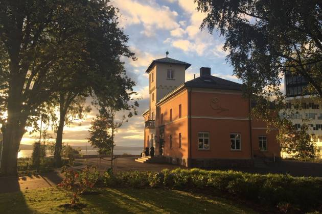 Chitra House Oslo - Unike opplevelser i eksklusiv villa