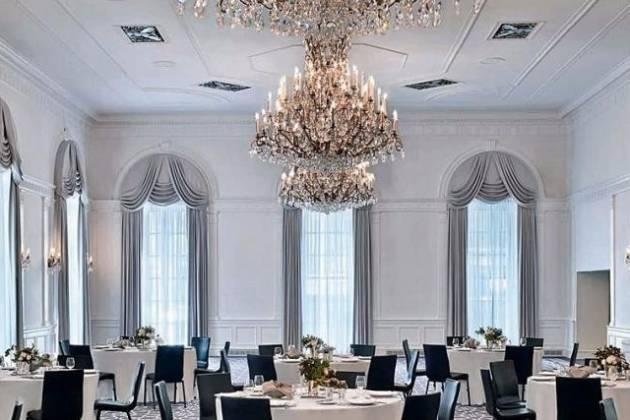 Fitzgerald Ballroom at Stewart Hotel