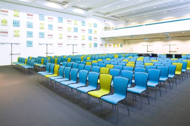 Salem Konferansesenter - Undervisningsrommet