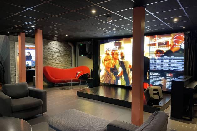Plus Arena - Lokale for bedriftsarrangement og faglige innslag