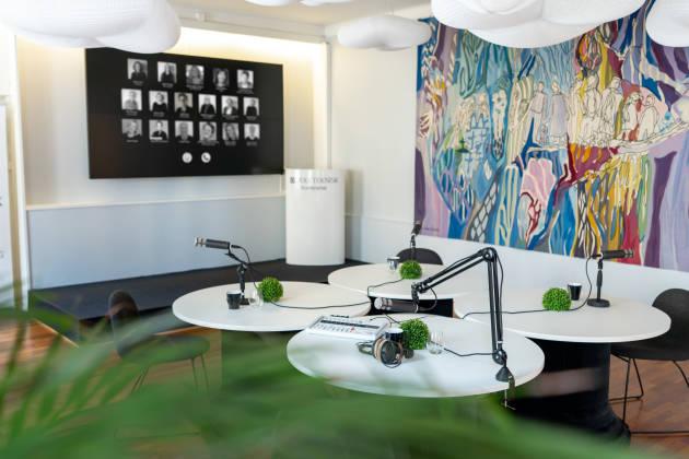 Polyteknisk Forening Studio og Møterom - Klubben