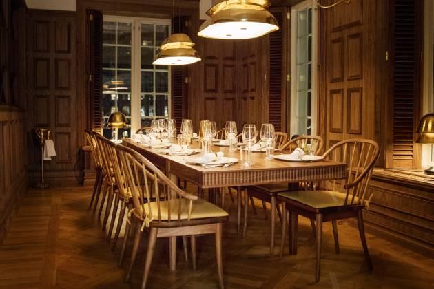 Nedre Foss Gård - Chambre Separeé