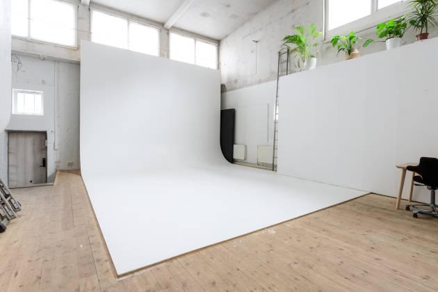 Oslo Fotostudio - Hele studioet