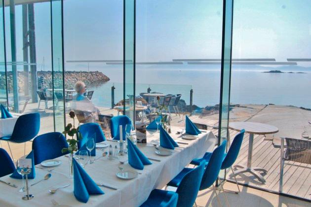 Oseana kunst og kultursenter - Restauranten