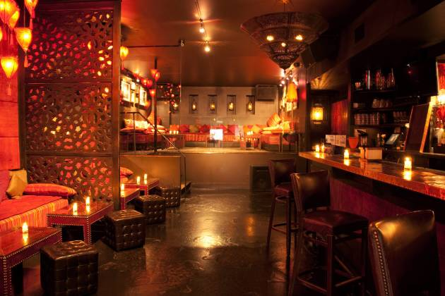 Katra  -  Moroccan Themed Lounge & Cuisine for Private Events