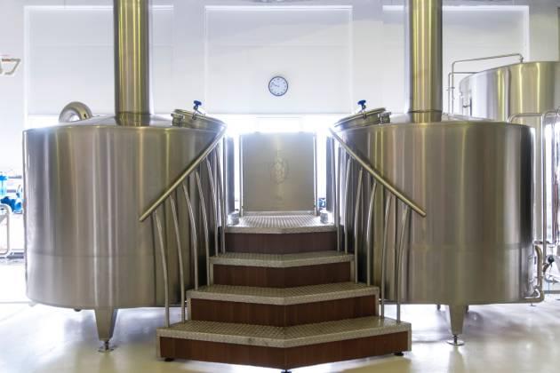 St. Hallvards Bryggeri - Mezzaninen