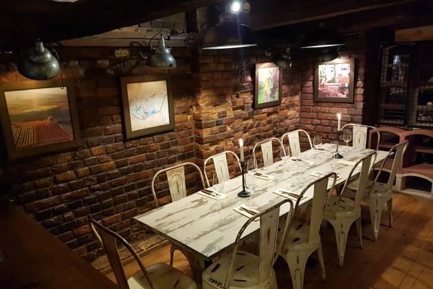 Homefood - Restauranten