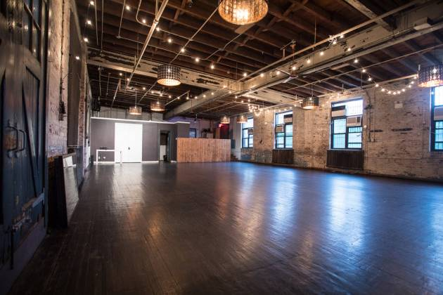 Loft 172 - Event Space & Rooftop