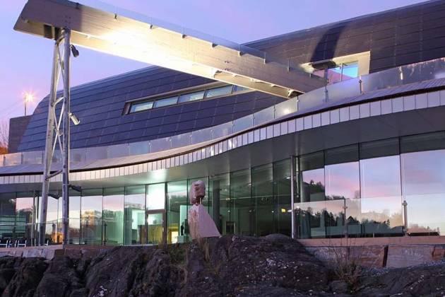 Oseana kunst og kultursenter - Oseanasalen Eventlokale