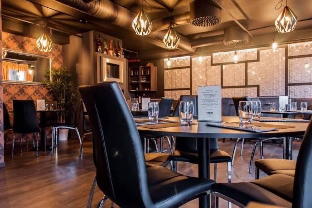 Amber Restaurant - Hele restauranten eksklusivt