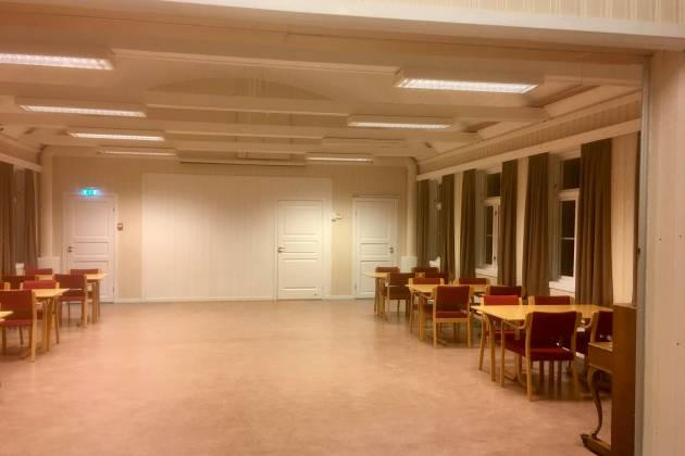 Friheim - Forsamlingslokale