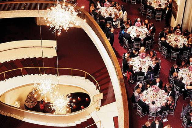 The Grand Tier - American Restaurant & Bar in The Metropolitan Opera House