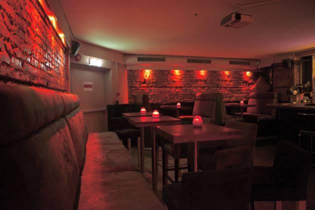 Horgan´s Bar og Nattklubb - Baren