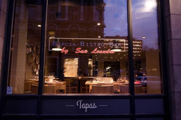 Barcia Bistro Bar by San Leandro - Chambre Séparée
