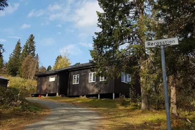 Røroshytta i Trondheim - Hele hytta