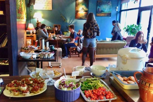 Stammen Café - Caféen