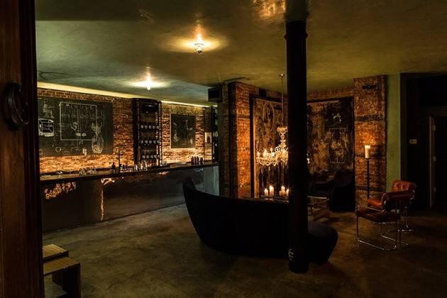 Sanatorium  - Hospital Themed Bar & Lounge