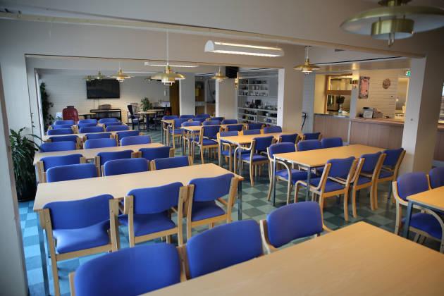 Café Aasen - Enkelt konferanselokale på Sandaker
