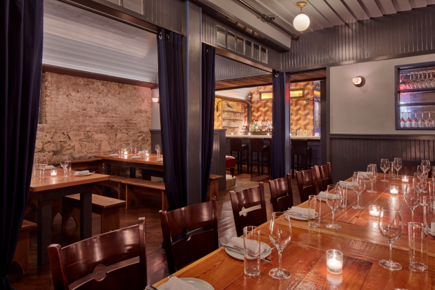 All Hands - Private Dining Restaurant in Williamsburg