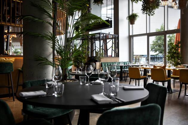 SALOME Restaurant - SALOME Restaurant og selskapslokale