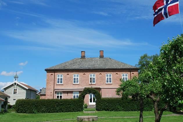 Øverland Gård - Selskapslokale
