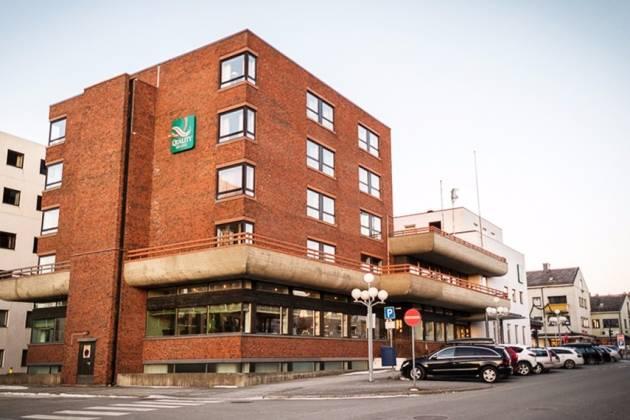 Quality Hotel Grand - Steinkjer - Møte og konferanserommene