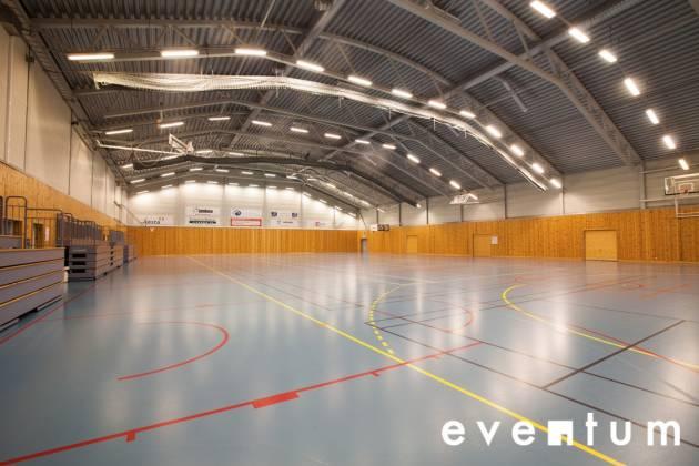 Bygdøhus - Idrettshallen
