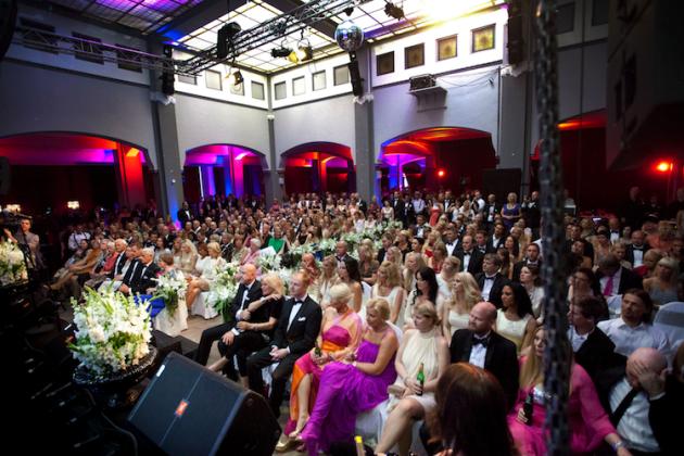 Ballroom  -  Flott selskapslokale sentralt i Oslo