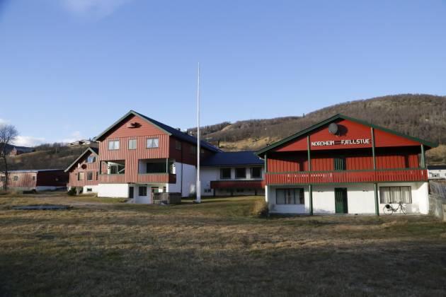 Vats Fjellstue - Selskap & Overnatting