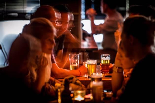 Rekord Bar - Skjermet lokale