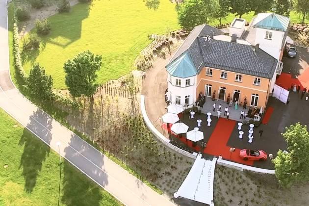 Chitra House Oslo - Unikt selskapslokale i ekslusiv villa