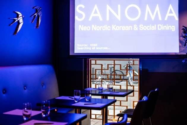 Sanoma - Chambre Séparée