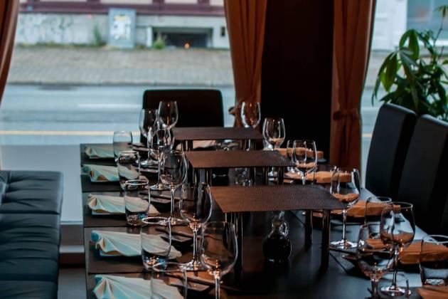 Amber Restaurant - Restauranten eksklusivt