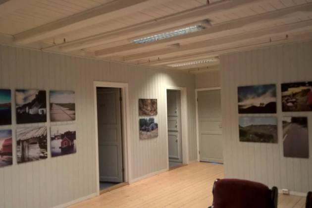 Sjoddien Strusshamn Kultursenter - Møllesalen