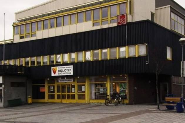 Folkets Hus Kirkenes - 1. Lillesalen - Sal B