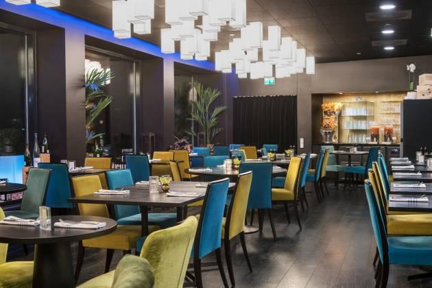 Brasserie Paleo  - Hele restauranten