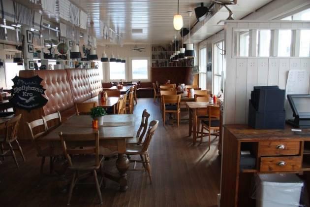 Sjøflyhavna Kro - Restauranten