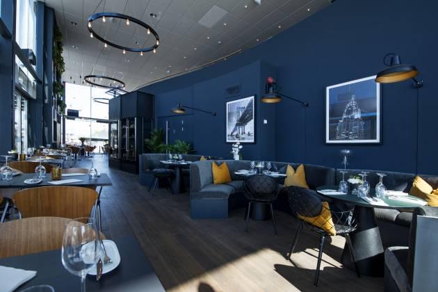 Bølgen & Moi Drammen - Restauranten