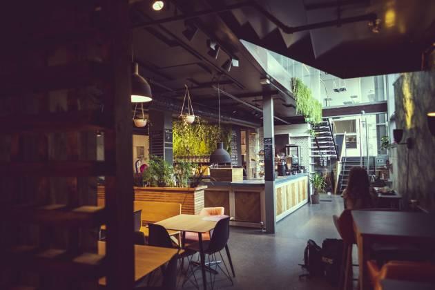 Gardens - Bar og Lounge