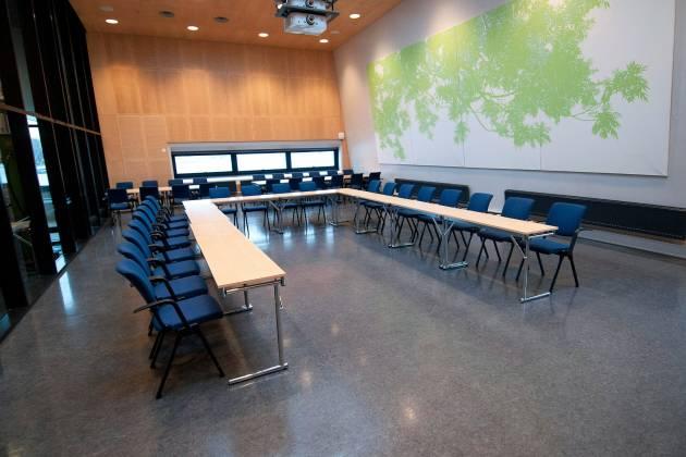 Norsk Oljemuseum - Møterommene