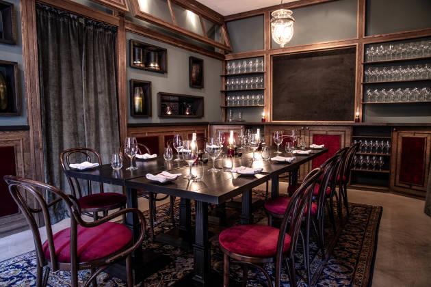 Brasserie Ouest - Chambre Separeé
