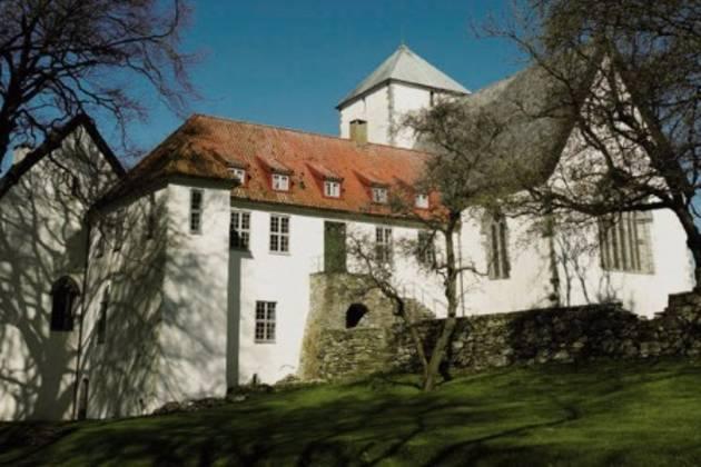 Utstein Kloster - Arrangementslokaler