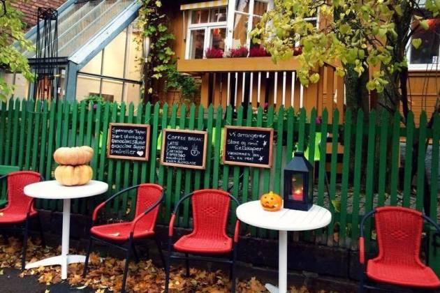 Albin & Cecilies kafe og butikk