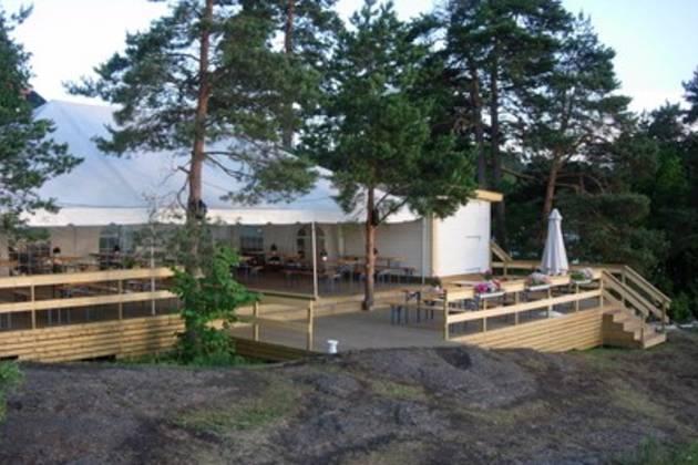 Kjeholmen - Egen øy i Oslofjorden - Hele øyen