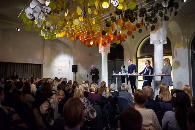 Nobels Fredssenter - Arrangementslokaler