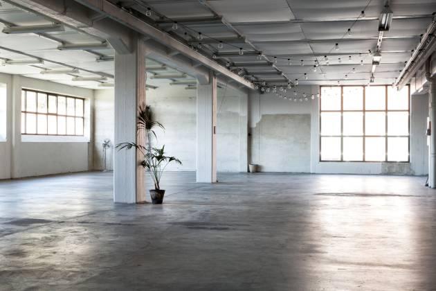 Lageret Studio II - Selskapslokale