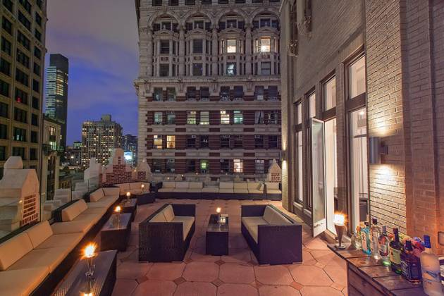 Flatiron Penthouse at NoMad