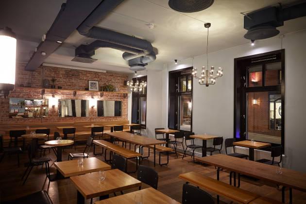 Bascule Bar - Selskapslokale midt i Oslo sentrum - Hele lokalet