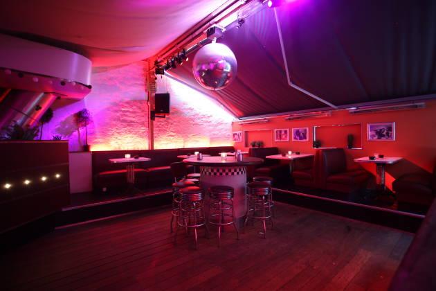 Horgan´s Bar og Nattklubb - Hovedbaren