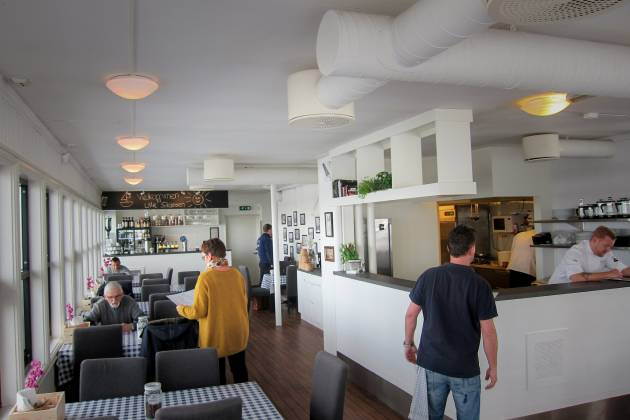 Lille Skansen - Hele Restauranten